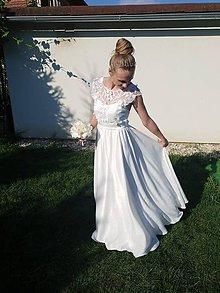 Šaty - Svadobné šaty Luci - 10925376_