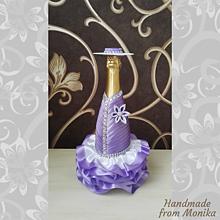 Nádoby - Gratulačná fľaša k narodeninám - 10926691_