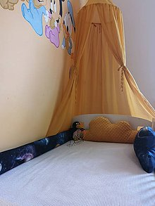 Textil - Mantinel do veľkej postele - 10925956_