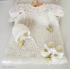 Detské súpravy - súpravička pre bábätko - 10925395_
