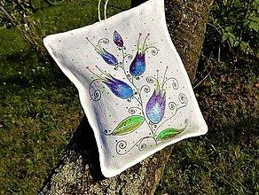 Úžitkový textil - Vankúšik ľanový do skrine - 10926251_