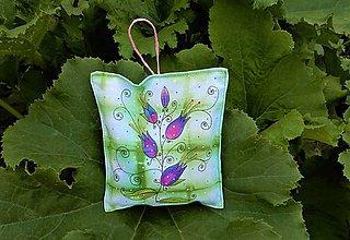 Úžitkový textil - Vankúšik do skrine - 10926270_