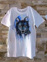 Tričká - Nočný vlk - 10926489_