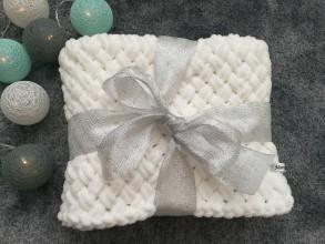 Textil - Snehobiela ❄️ - 10926153_