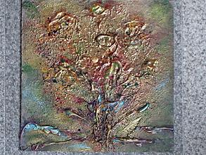 Obrazy - Strom života - 10925020_
