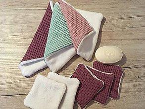 Úžitkový textil - Uteráčik rozmaz(n)ávací  (Mentolová) - 10926058_