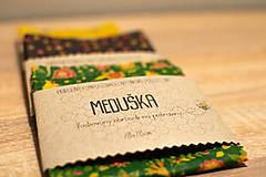 Pomôcky - malá Meduška 25x25cm - 10925649_