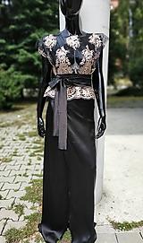Šaty - Top so sukňou verzia 2 - 10927285_