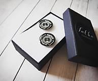Šperky - Manžetové gombíky pre fotografa - 10927533_