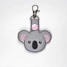 Kľúčenky - Prívesok koala - 10928713_