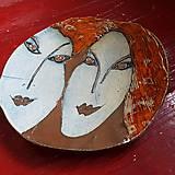 Nádoby - Keramická mísa, Ony - 10927089_