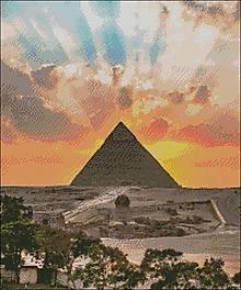 Návody a literatúra - K183 Giza Egypt - 10928780_