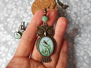 Sady šperkov - Vtáčia neha # 56 - 10928220_
