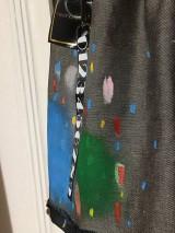 """Nohavice - Džinsové kraťasy """"colourful"""" - 10926808_"""