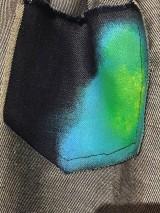 """Nohavice - Džinsové kraťasy """"colourful"""" - 10926809_"""