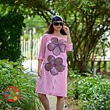 Šaty - Origo šaty kvety.. limit - 10928840_