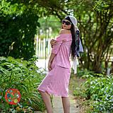 Šaty - Origo šaty kvety.. limit - 10928843_