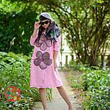 Šaty - Origo šaty kvety.. limit - 10928845_
