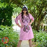 Šaty - Origo šaty kvety.. limit - 10928846_
