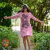 Šaty - Origo šaty kvety.. limit - 10928850_