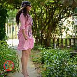 Šaty - Origo šaty kvety.. limit - 10928851_