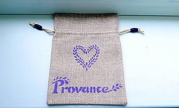 Úžitkový textil - Vrecúško na levanduľu No.2 - 10927246_