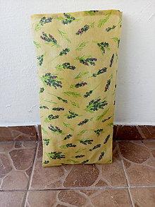 Úžitkový textil - Voskované vrecúško 1 - 10931726_