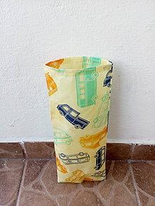 Úžitkový textil - Voskované vrecúško 2 - 10931828_