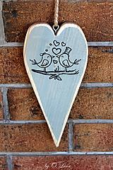 Srdiečko štíhle (Vtáčiky)
