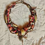 Náhrdelníky - Boho náhrdelník - 10931138_