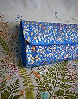 Ručne maľovaná listová kabelka