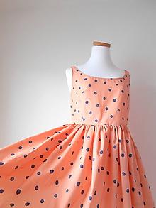 Šaty - dámske šaty černice - 10931215_