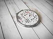 Zrkadielka - Svadobné zrkadielko - 10931035_