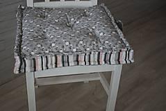 Úžitkový textil - PODSEDÁK.. - 10930075_
