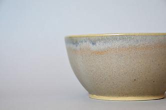 Nádoby - Blue-gray bowl - 10930724_