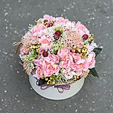 Dekorácie - Flowerbox - NEŽNÁ - 10930913_