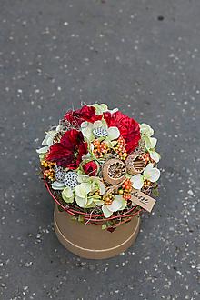 Dekorácie - Flowerbox - NA DEDINE - 10930759_