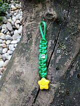 Kľúčenky - Kľúčenka s písmenom L - 10929204_