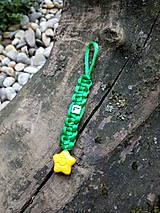 Kľúčenky - Kľúčenka s písmenom L - 10929210_