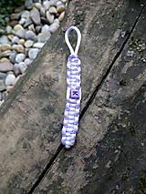 Kľúčenky - Kľúčenka s písmenom K - 10929273_