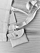 Úžitkový textil - Súprava vreciek na nákup zeleniny - juicy orange - 10931339_