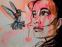 Obrazy - Colourful memory - 10929193_