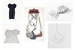 Kabelky - Mini kabelka biela so strapcom - 10929541_