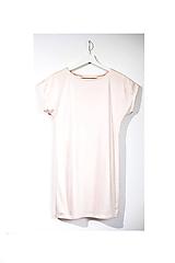 Ružové mini šaty
