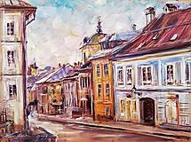 Obrazy - V Banskej Štiavnici - 10931527_