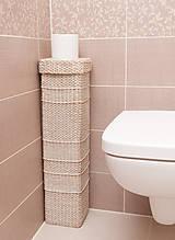 - Zásobník na toaletný papier veľký - 10929636_