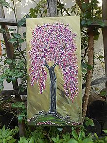Obrazy - Magický strom - 10931712_