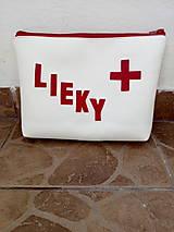 Iné tašky - Taštička na lieky 1 - 10932601_