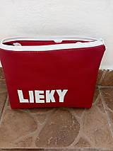 Iné tašky - Taštička na lieky 2 - 10932637_