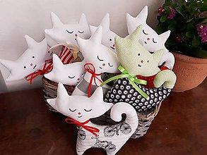 Hračky - mačičky - 10934995_